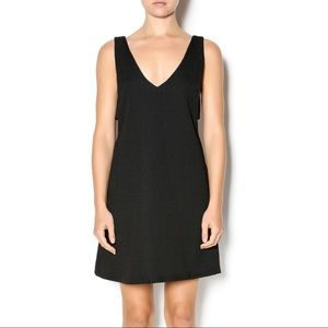 Dee Elle Black Side Cut out  Dress
